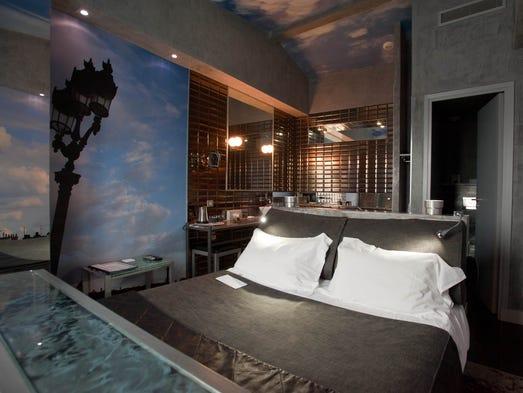Paris Sexiest Hotels