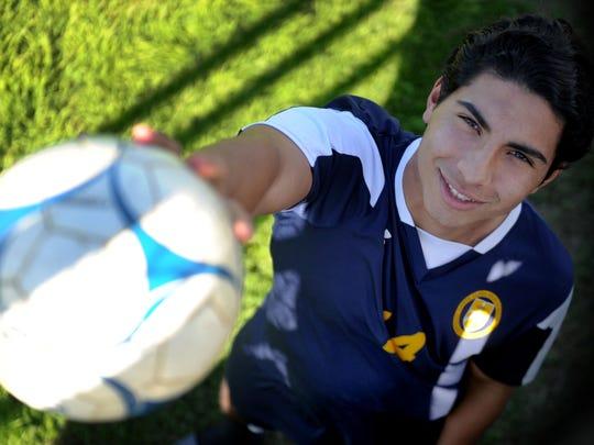 Santa Clara's Isaac Carbajal has seen plenty of attention from opposing teams this season.
