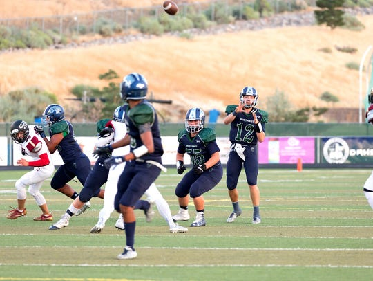 Damonte Ranch plays at Northgate on Friday.
