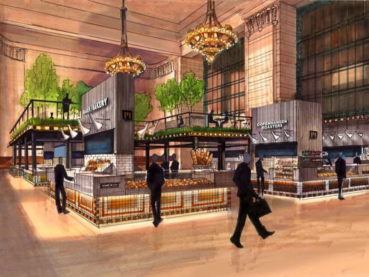 Grand Central rendering