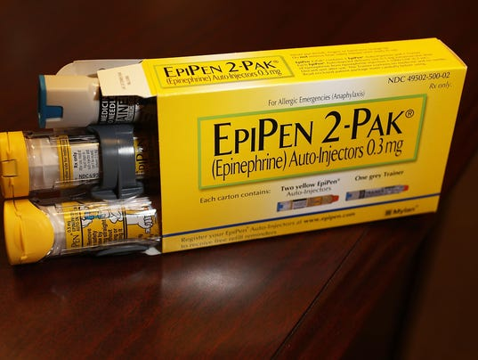 EpiPen Prices Soar, Rattling Consumers