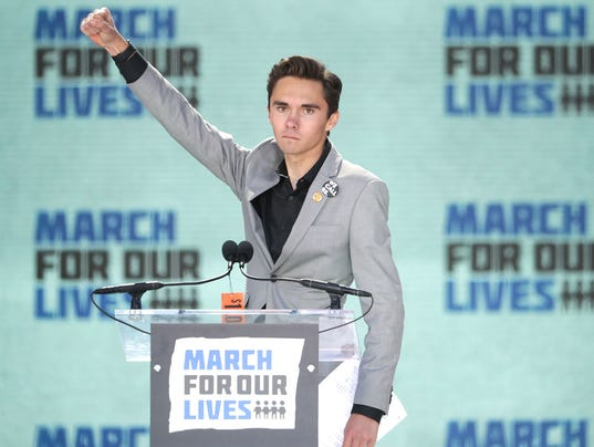 Parkland school leader David Hogg