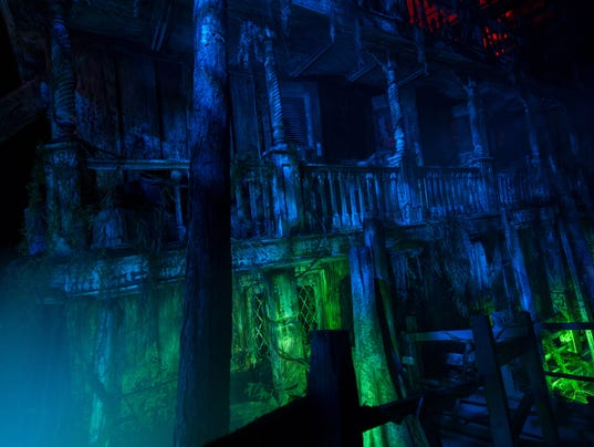 HHN2017, Haunted Houses, Dead Water, Soundstage 24, Publicity, Preview, Halloween Horror Nights, HHN, Marquee Events, MQE, Universal Orlando Resort, UOR, UO