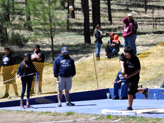Mescalero will compete at the Tiger Invitational at 3 p.m. Friday in Capitan.