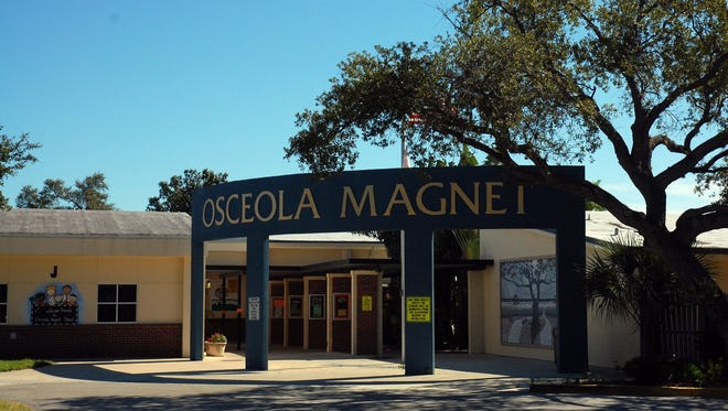 All classrooms at Osceola Magnet Elementary School will open as normal on Monday after deep cleaning for mold.