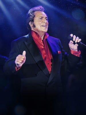 Engelbert Humperdinck will perform Feb. 9 at the Chumash Casino Resort in Santa Ynez.
