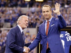 Peyton Manning, Indianapolis Colts discussed president, general manager roles in 2016