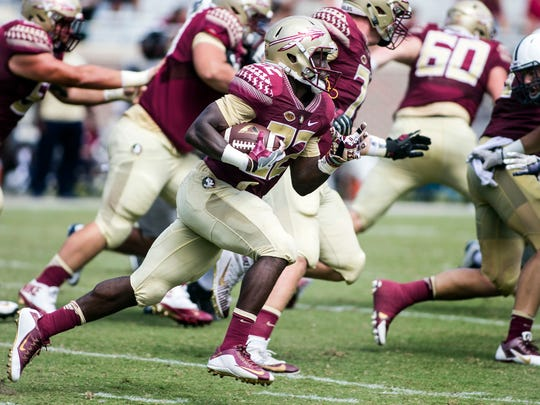 There is no doubt that Florida State's competition for the starting tailback job will be one of the hottest positional battles in the country.