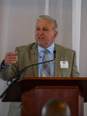 Sen. Mike Folmer, whose district includes parts of York County, was a leading proponent of medical marijuana in Pennsylvania.