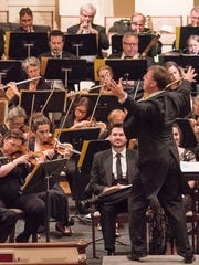 New Jersey Festival Orchestra is ready to ring in 2018.