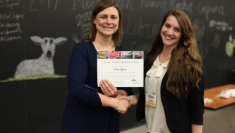 Birmingham Shopping District staff member Ellen Yerks recently completed the MIFMA Market Manager Certificate Program. Yerks is one of 239 individuals who have been certified since the program started in 2011.