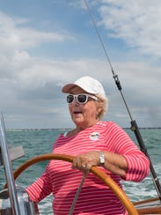 A guest named Dorothy gets the chance to take the helm.