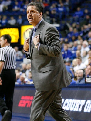 """""""What the heart monitor does, it does a couple of things,"""" Kentucky coach John Calipari explained. """"It tells you where your heart rate is. And it gives you the idea that you have a lot more in you."""""""