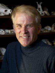 Stephen Secor is a professor of biological sciences at the University of Alabama.
