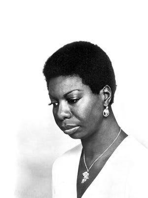 Jazz singer Nina Simone's deep, raspy, forceful voice made her a unique figure in jazz and later helped define the civil rights movement. Simone, who died in 2003, is a 2018 inductee into the Rock and Roll Hall of Fame in Cleveland, with the induction ceremony slated for April 14, 2018. Her brother, Sam Waymon, of Nyack, will take part in the ceremony.
