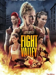 """Fight Valley"" is a new action thriller that is based"