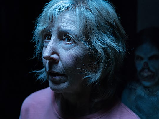 Lin Shaye returns as Dr. Elise Rainier in 'Insidious: