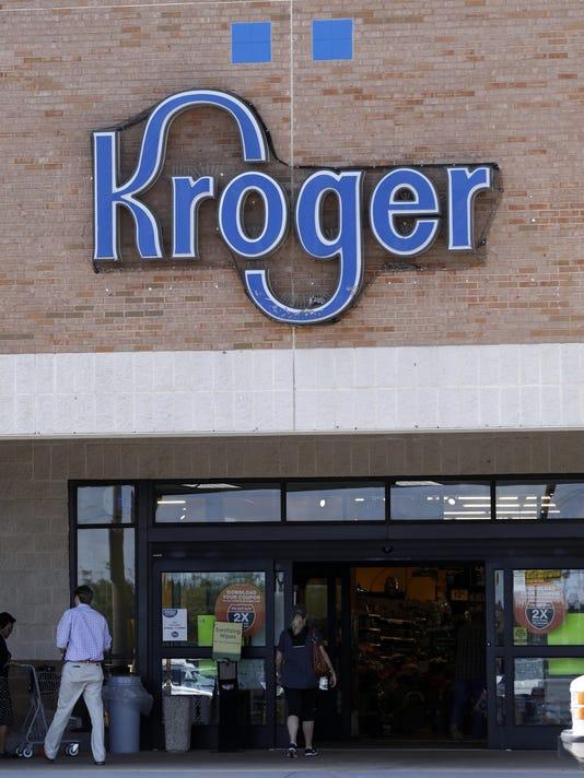 Kroger Guns