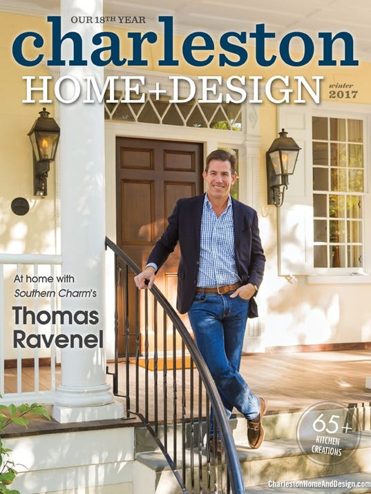 Local Craftsmanship Featured In Charleston Magazine