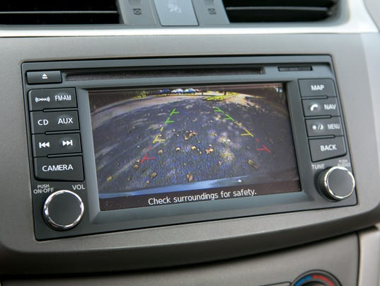 NHTSA to require backup cameras on all vehicles