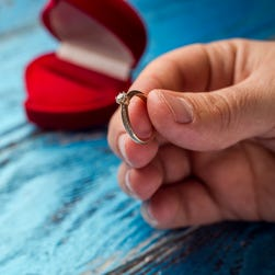 Valentine's Day: Planning to pop the question? If it doesn't work out, who keeps the ring?