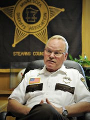 Stearns County Sheriff John Sanner released a statement