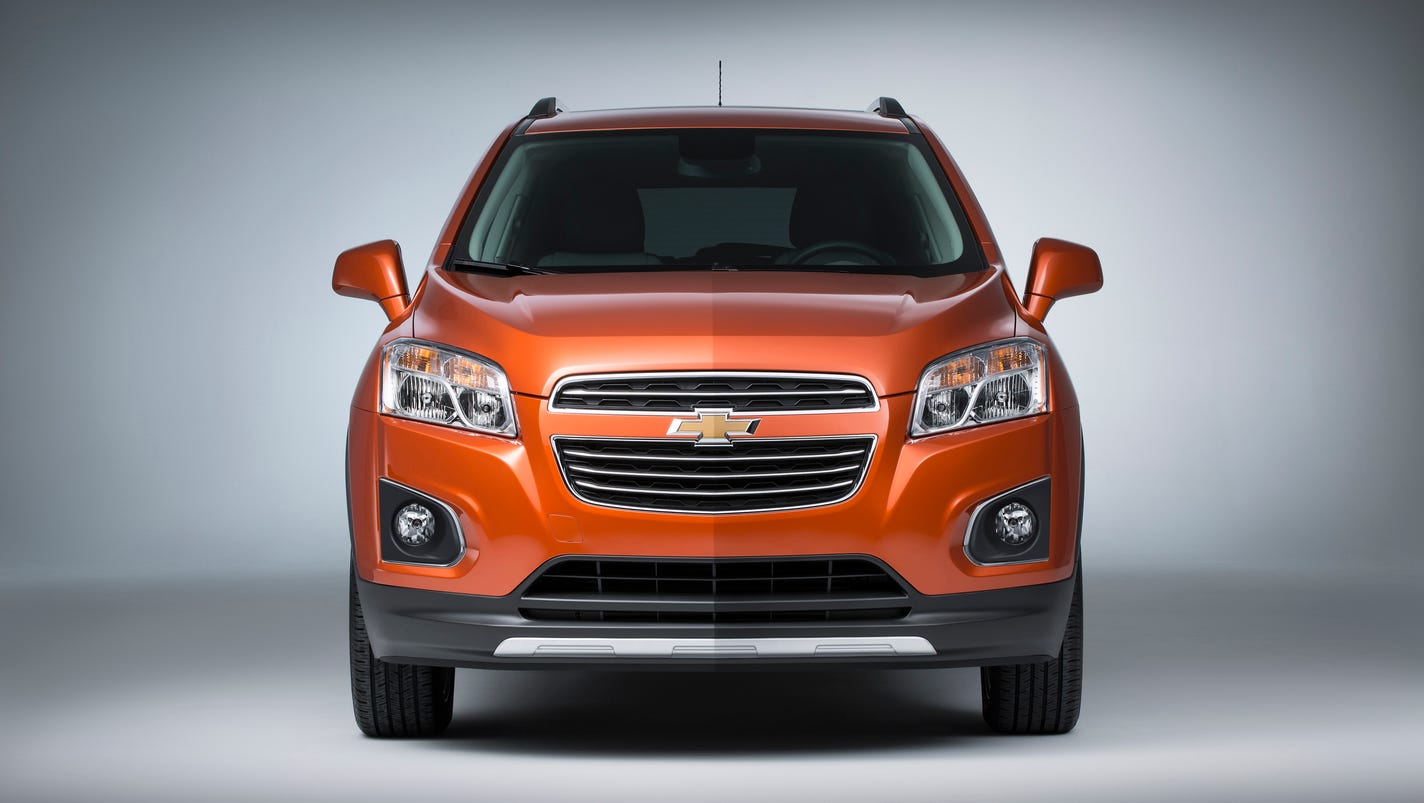 Chevy Trax small SUV finally heads for U.S.