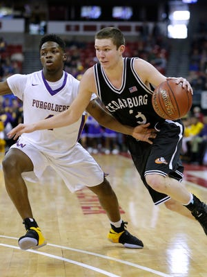 Cedarburg senior John Diener earned all-state recognition from the Wisconsin Basketball Coaches Association in each of his four seasons.