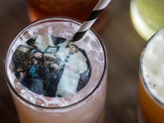 The Dem Boyz cocktail, made with Olmeca Altos Plata