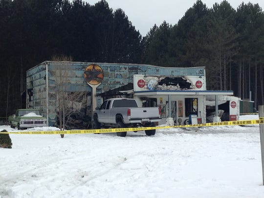 Oceana County, Mich., sheriff's officials said the