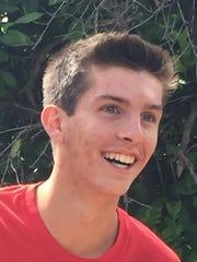 Eric Simoneau, from Mountain View High School in Mesa,