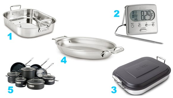 These five items are just a small sampling of all the