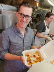 Mabel Gray chef-owner James Rigato is resurrecting
