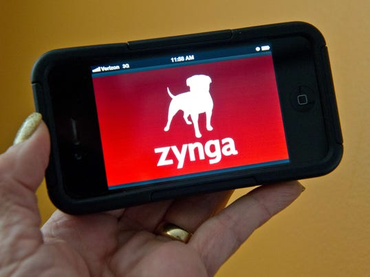 Zynga shares suffer post IPO.