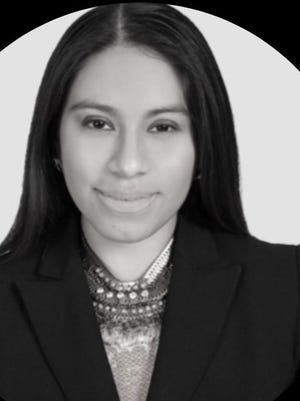 Elizabeth Vilchis, 29, of Ridgefield Park will attend the State of the Union on Tuesday night as a guest of Sen. Cory Booker.
