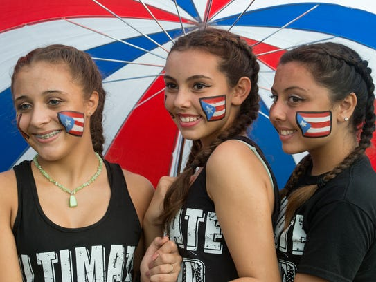 Images from the 13th annual San Juan Festival at Tradition