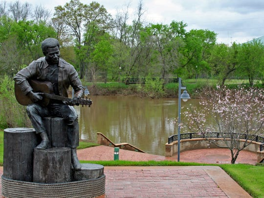 Georgia is a music-rich state. In Macon's Gateway Park