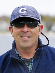 """Rich Bubnowski , owner of """"Paddle Surf New Jersey,"""""""
