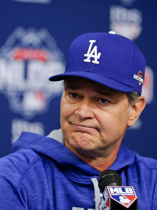 Ap Source Mattingly Interviews For Marlins Managerial Job