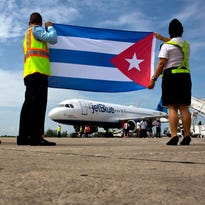 JetBlue is third U.S. airline to reduce capacity to Cuba