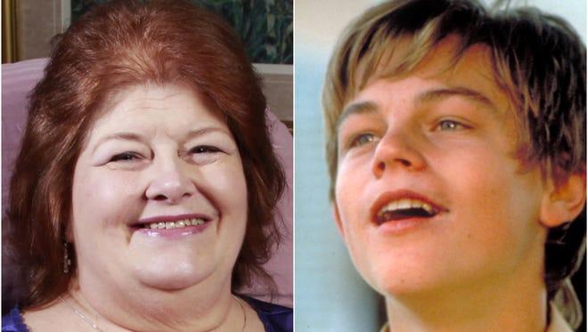 "Leonardo DiCaprio praised his 'Gilbert Grape' cast mate Darlene Cates as his ""best acting mom."""