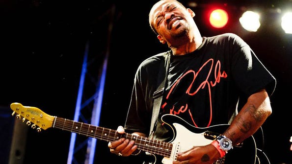 Eric Gales (Willem Kuijpers/Courtesy Crafton Barnes)