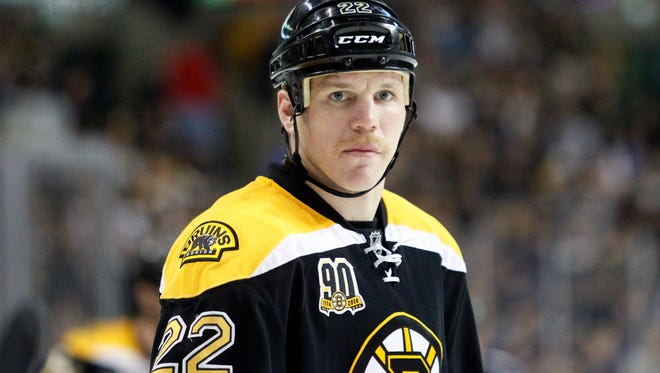 Boston Bruins right wing Shawn Thornton can choose to appeal to a neutral arbitrator.