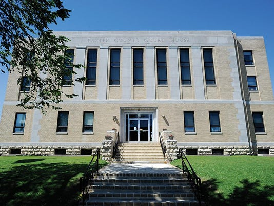 BC courthouse