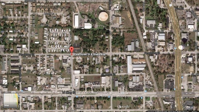 Cocoa Police say a 23-year-old man who was apparently lying in the middle of a darkened roadway is dead after being struck by a car.