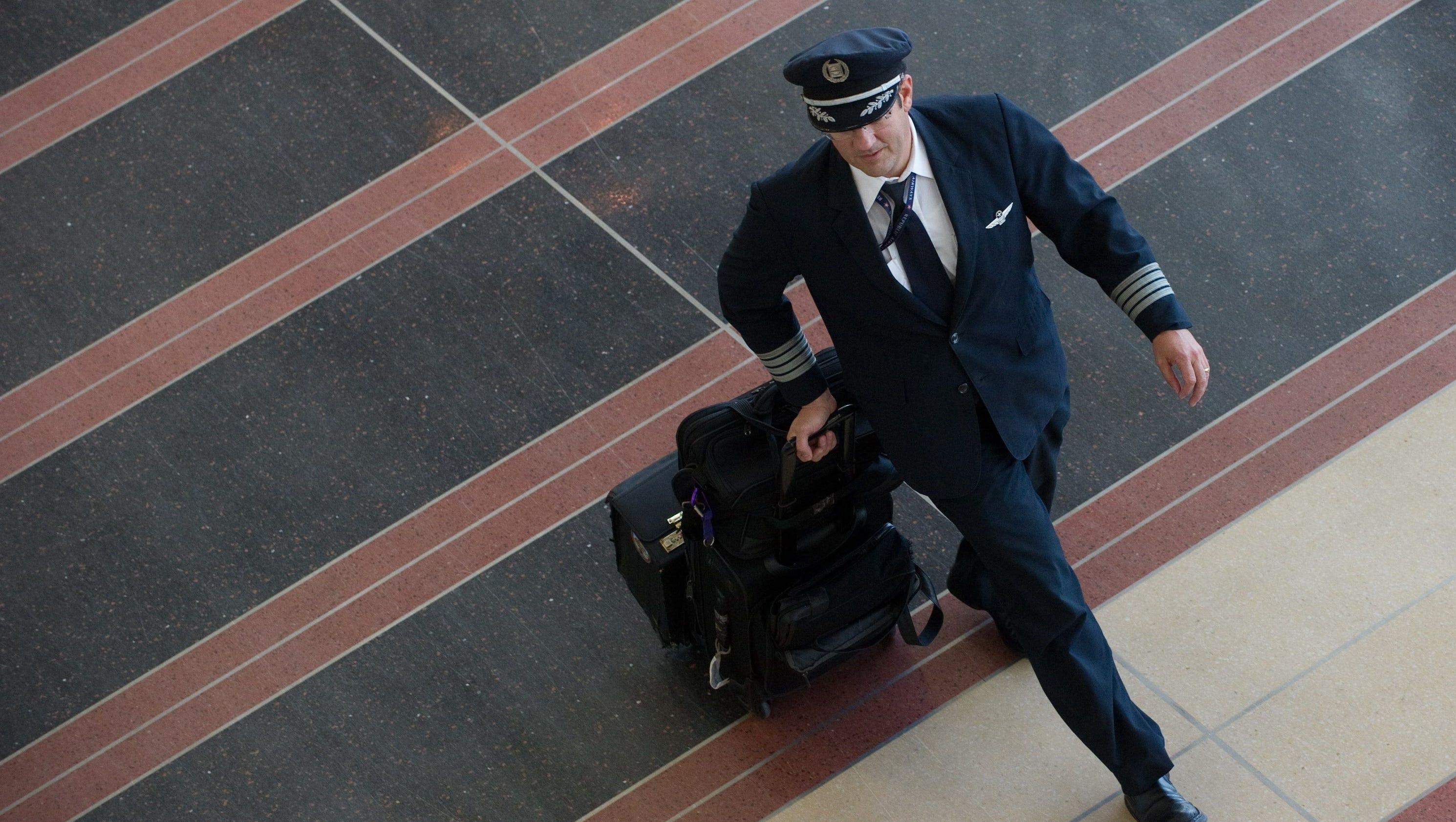 how to become a pilot usa