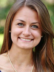 Lindsay Hoffman, of Palm City, is a finalist for Lay's