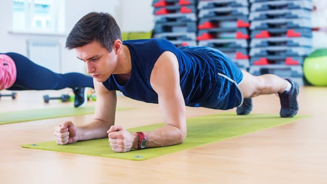 Include regular exercises that target low back mobility, spinal stabilization, flexibility and postural strengthening including bird dogs, bridges and planks.