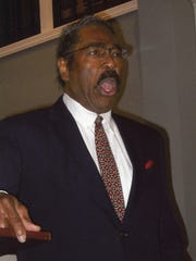 William Dempsey, bass baritone, will be performing