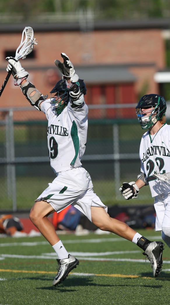 Pleasantville defeated Greenwich 14-2 in the Class